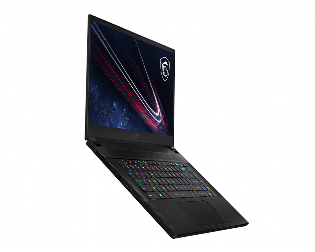 MSI GS660 Stealth 2021 India open view