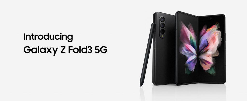 Samsung Galaxy Z Fold3 5G Pre-order