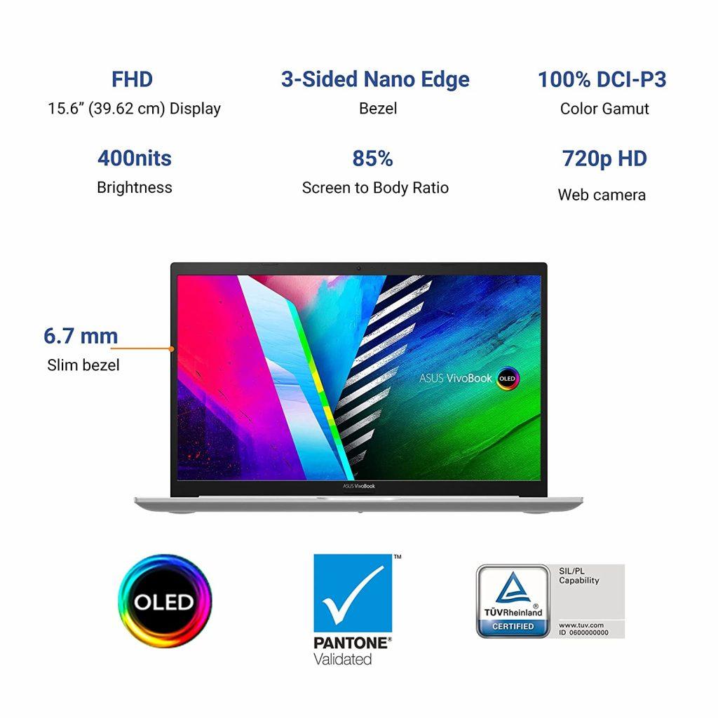 Asus K513EA L303TS display specs