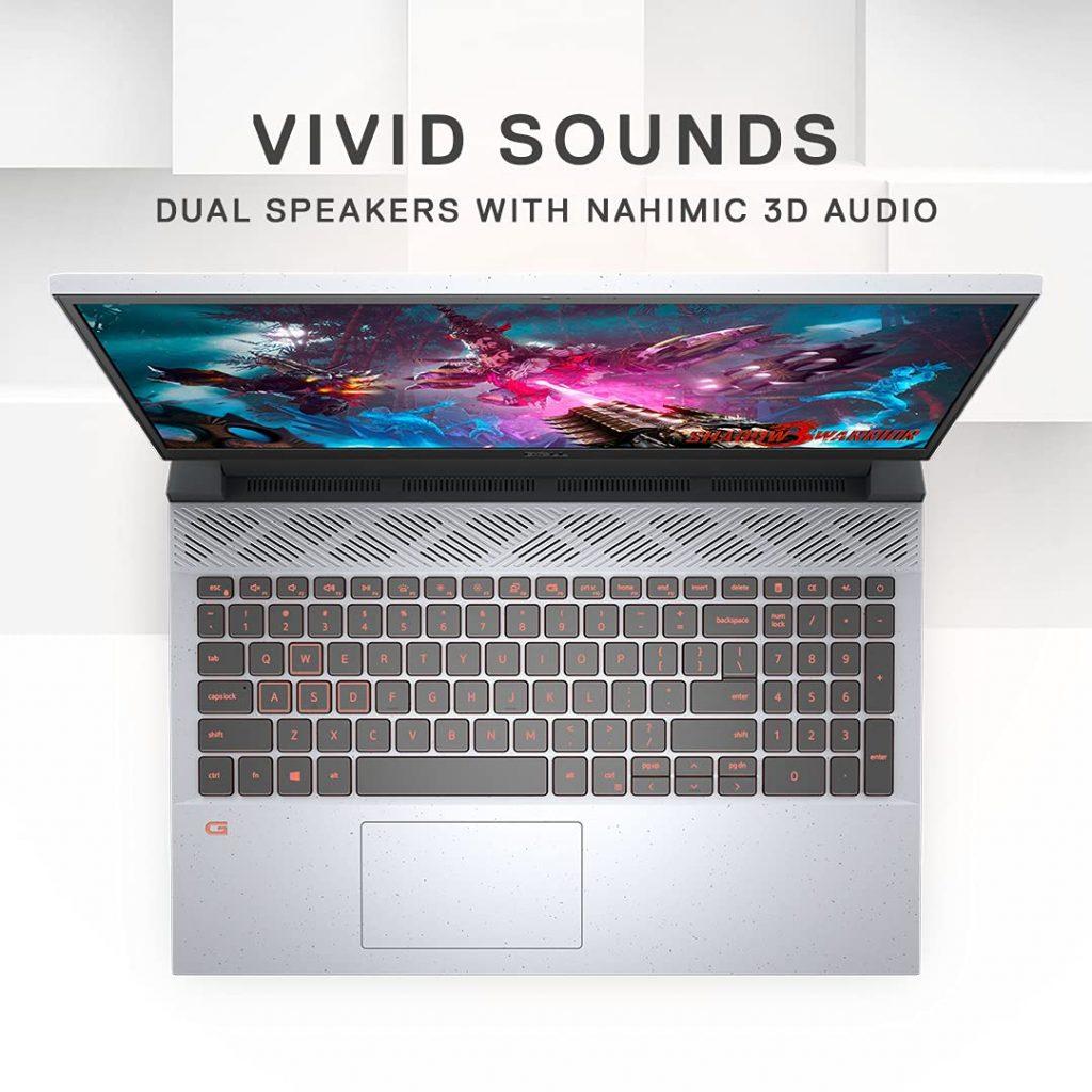 Dell G15 5515 D560544WIN9W keyboard