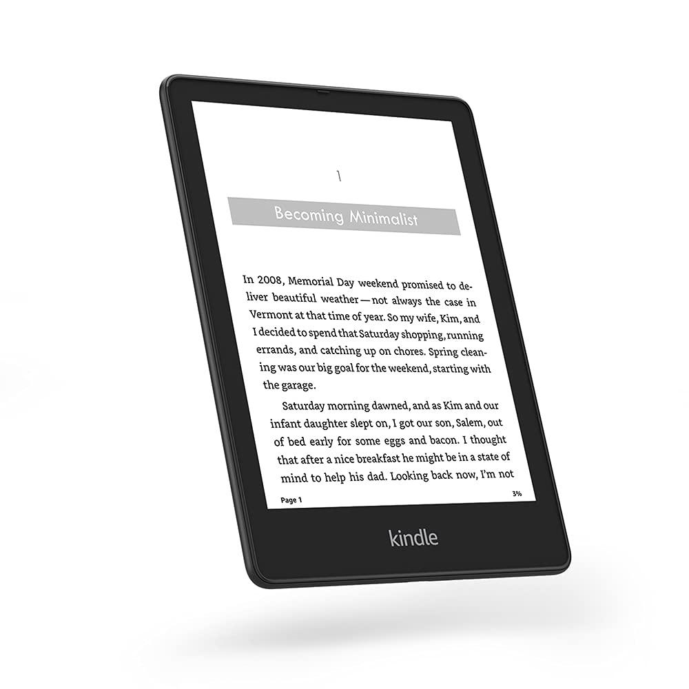 Kindle Paperwhite Signature Edition 32 GB