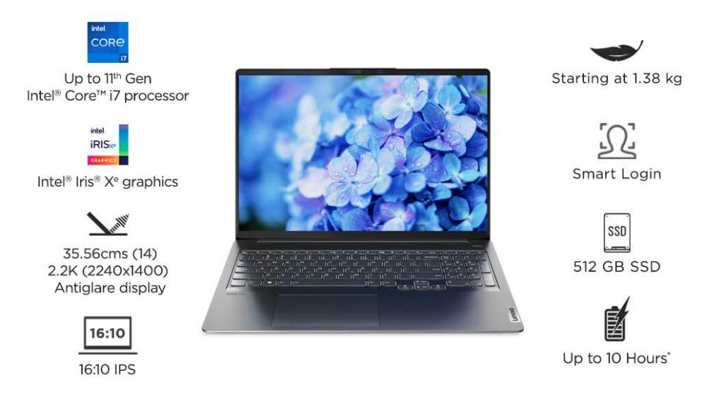Lenovo IdeaPad Slim 5 Pro 82L3009MIN
