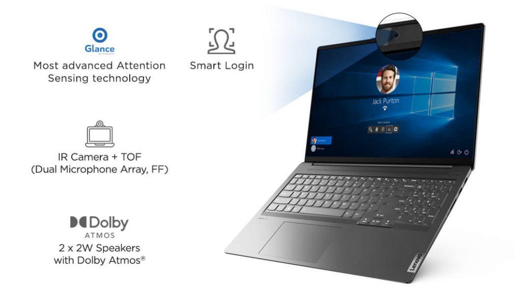 Lenovo IdeaPad Slim 5 Pro 82L3009MIN Specs
