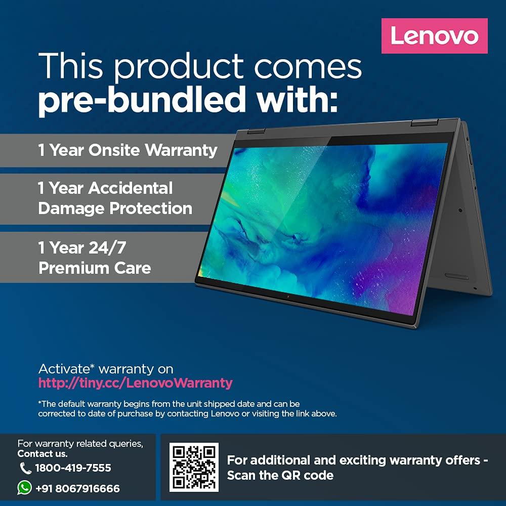 Lenovo Ideapad Gaming 3 82K200XNIN warranty