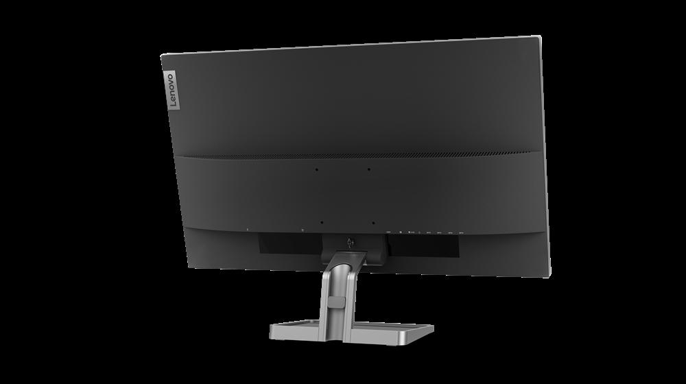 Lenovo L32p 30 4K UHD Monitor back view