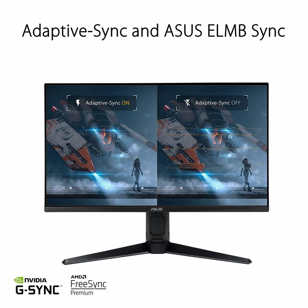 ASUS TUF Gaming VG28UQL1A sync