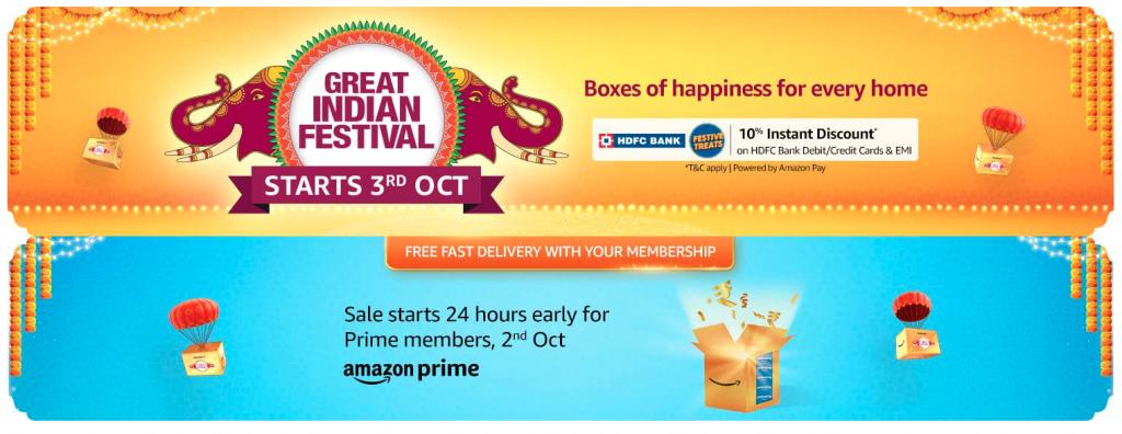 Amazon Oct 2021 Sale Top Deals