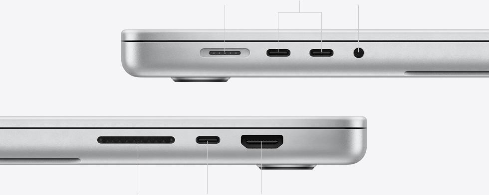 Apple Macbook Pro 2021 USB Ports