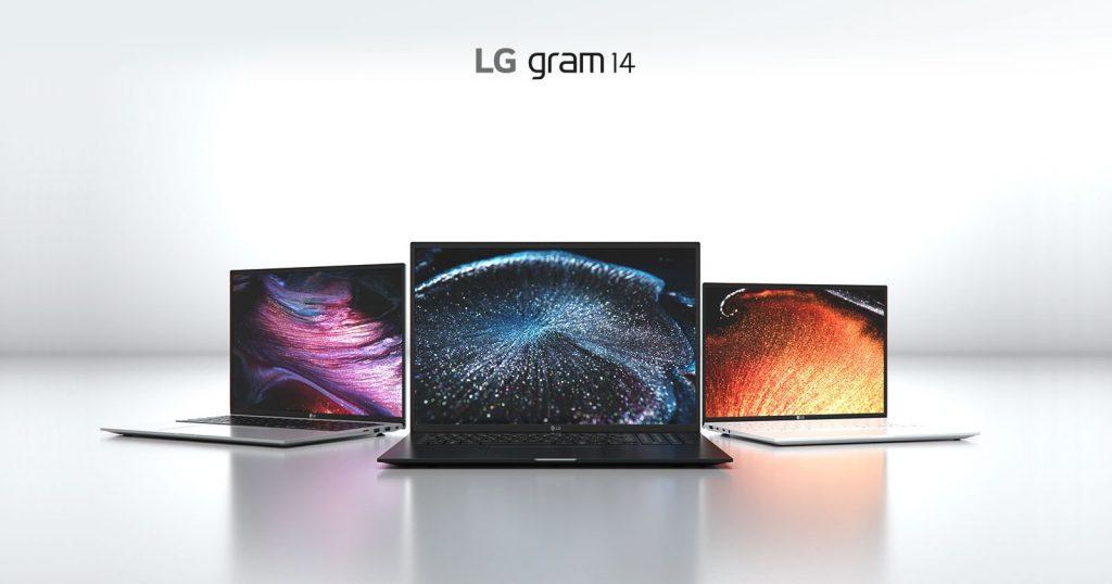 LG Gram 14 2021 indian models