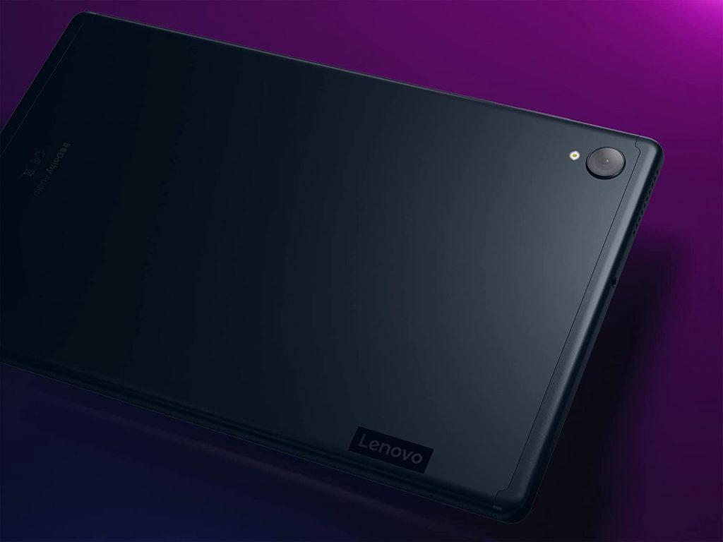 Lenovo Tab K10 back