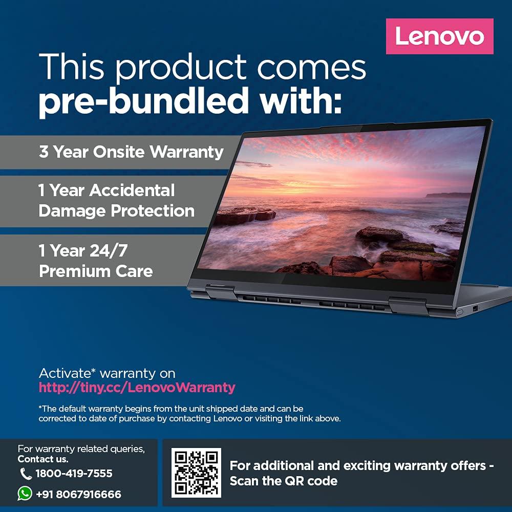 Lenovo Yoga 6 82ND00DNIN warranty info