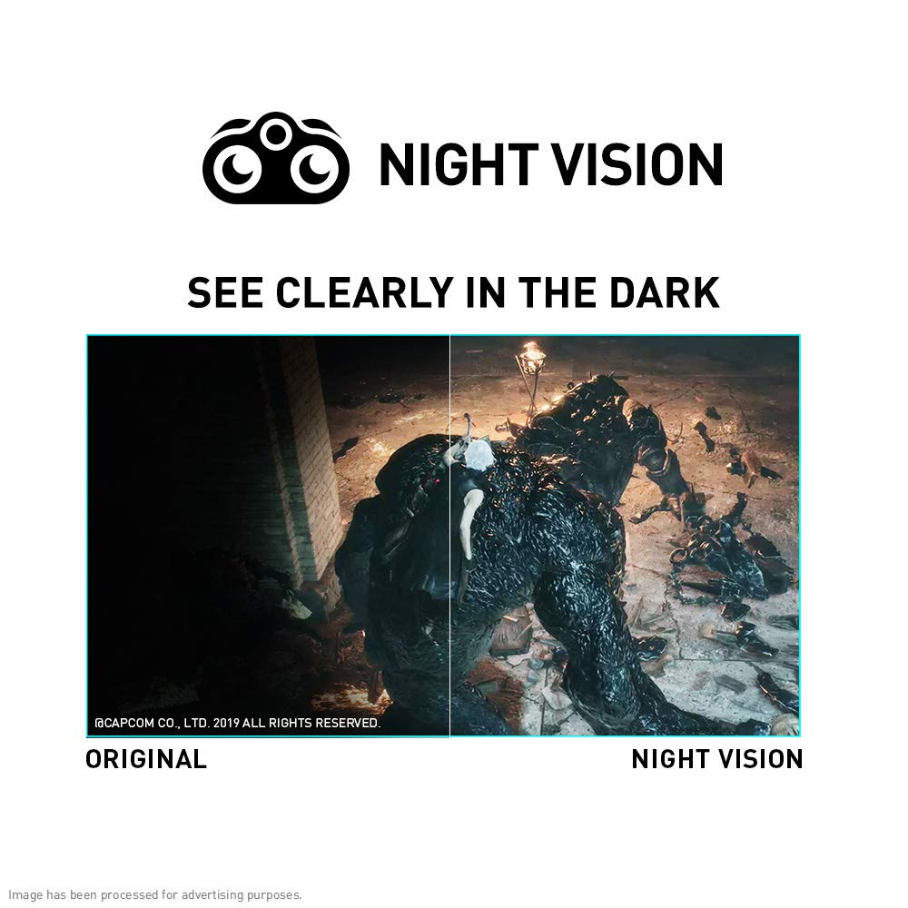 MSI Optix MAG342CQR Monitor night vision